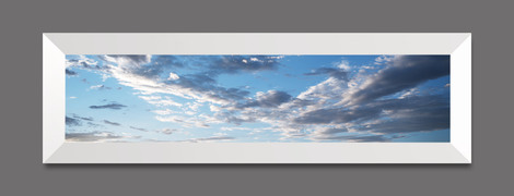 Photo Mural 6plS_64x18_white-aluminum