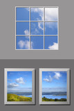 Photo Mural 6woS_6x6cr_6qt_2-34x40crvr_aluminum