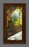 Photo Mural 8fkL_34x64_rustic_walnut